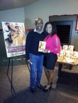 Author Toye & Dr. Bobby Morris